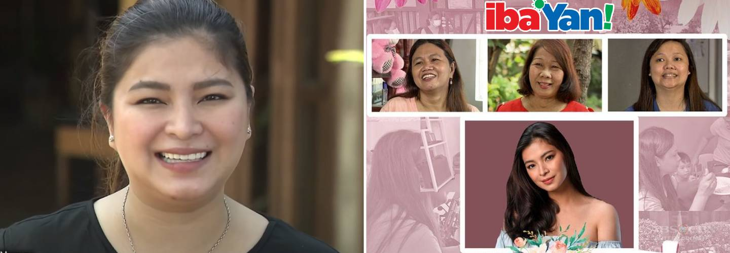 Iba 'Yan pays tribute to devoted, inspiring moms on Mother's Day episode