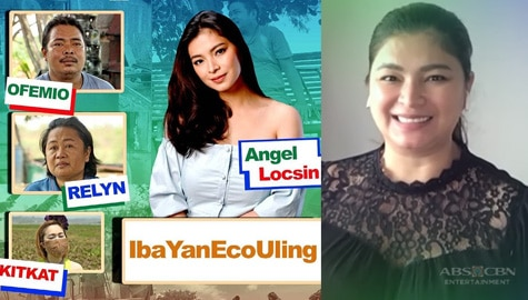 """Iba 'Yan extends support for struggling """"eco-uling"""" makers"""