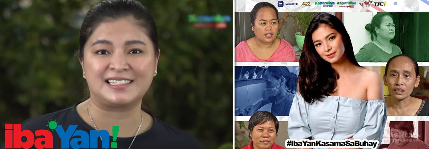 Angel Locsin reaches out to house helpers