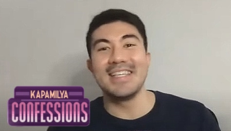 Luis Manzano talks about his showbiz firsts and lasts in Kapamilya Confessions