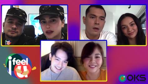 I Feel U: JoshNella, JM & Arci, Jake and Kylie share insights on love-filled friendships