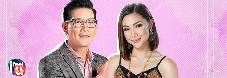 I Feel U: Jodi Sta Maria and Richard Yap recall Be Careful With My Heart days