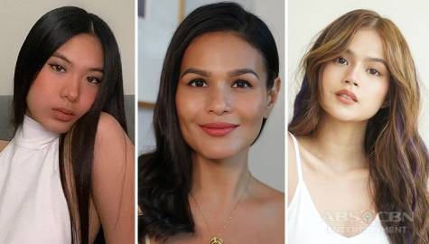 "I Feel U: Iza, Maris and Lou share the core of a ""never give up"" attitude"