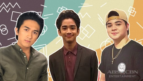 I Feel U: Zaijan Jaranilla, Makisig Morales, Bugoy Carino talk about young and sweet love!