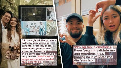 Yeng Constantino and Yan Asuncion, KZ Tandingan and TJ Monterde on marrying their best friends