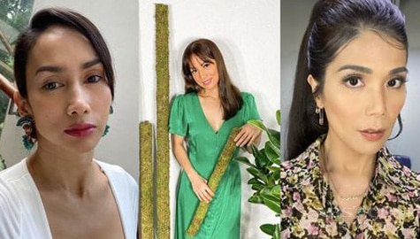 I Feel U: Ina Raymundo, Aubrey Miles, and Geneva Cruz on prioritizing self-love as a mother