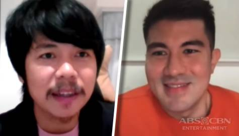 I Feel U: Luis Manzano and Empoy Marquez tell us why funny is the new 'pogi'