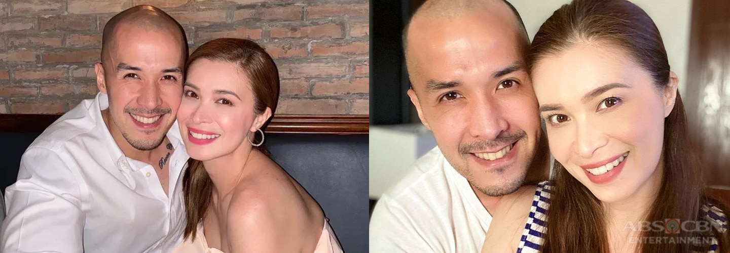 """Sunshine on Macky: """"I am very blessed to have someone like him."""""""