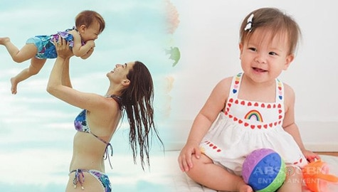 I Feel U: The life of Anne Curtis as a mom Image Thumbnail