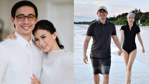 Alex at Mikee, ibinahagi kung ano ang nilo-look forward sa pagiging isang married couple