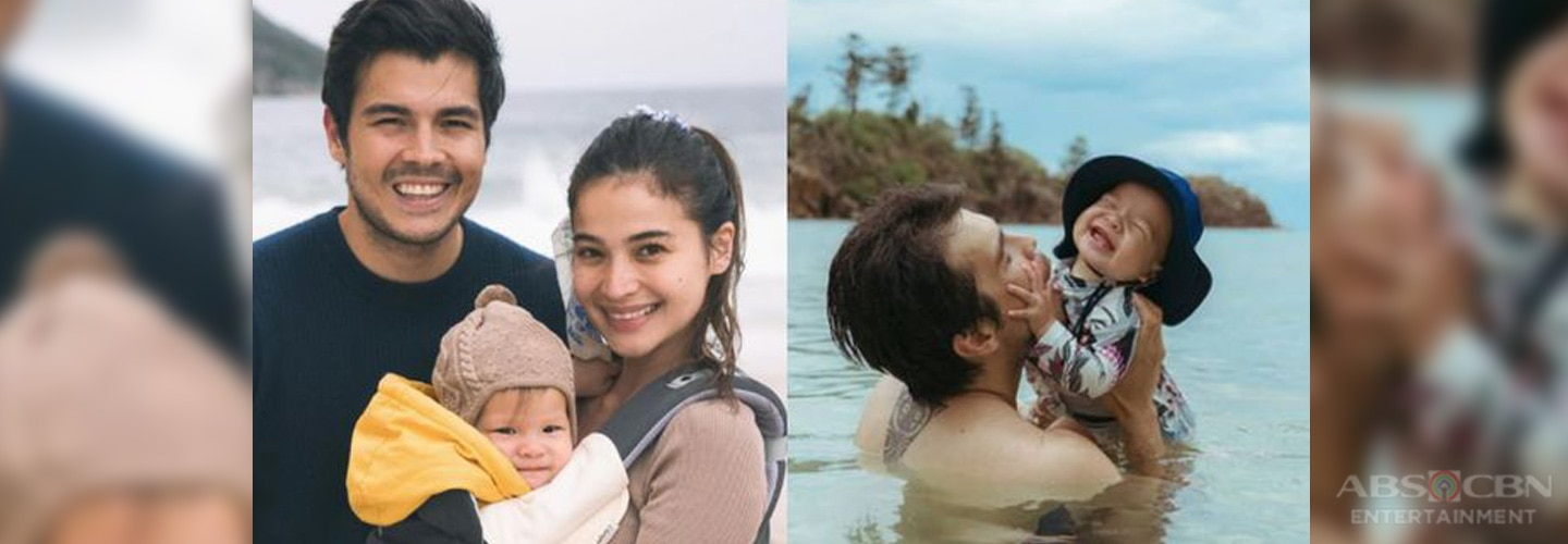 "Anne on Erwan as a father: ""It's my first time seeing this side of him."""