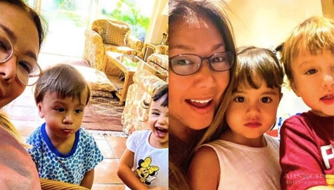 """Korina on her children Pepe and Pilar: """"They give me clarity."""""""