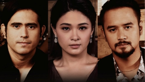 "Gerald and JM fight for Yam's love in ABS-CBN's ""Init Sa Magdamag"""