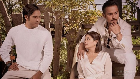 Yam, Gerald, and JM on the risks, challenges, and steamy scenes in Init sa Magdamag