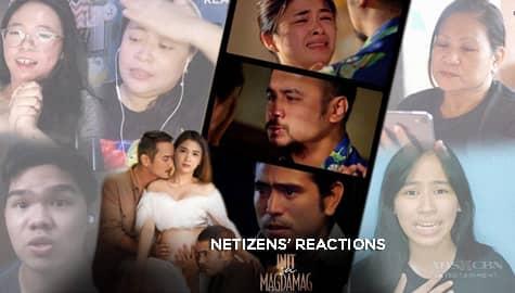 Kapamilya React: Explosive, intense scenes on Init Sa Magdamag stun viewers