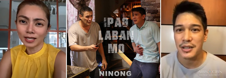 "Adrian Alandy and Maricar De Mesa share exciting details about Ipaglaban Mo ""Ninong"""