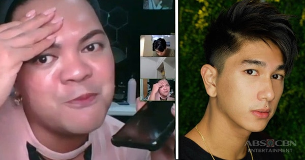 Career or Love life? Juliana Pariscova asks for Nikko Natividad's advice in a prank call