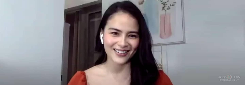 """Kapamilya Chat: Elisse Joson talks about her debut single, Ipaglaban Mo """"Ganti,"""" and her artworks"""