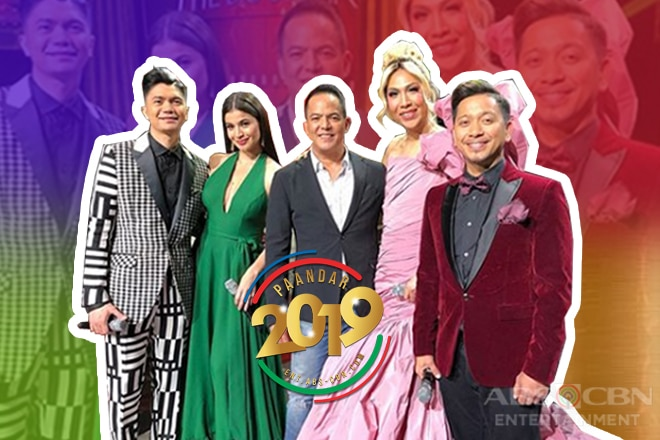 PAANDAR 2019: 8 times Direk Bobet Vidanes stole the spotlight on It's Showtime