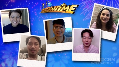 It's Showtime family shares revelations, realizations during community quarantine
