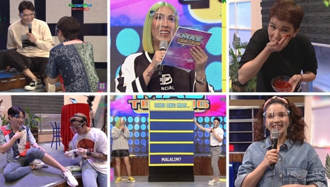 """It's Showtime's"" new segment ""Mas Testing"" becomes newest fan favorite, gives out cash prizes to viewers"