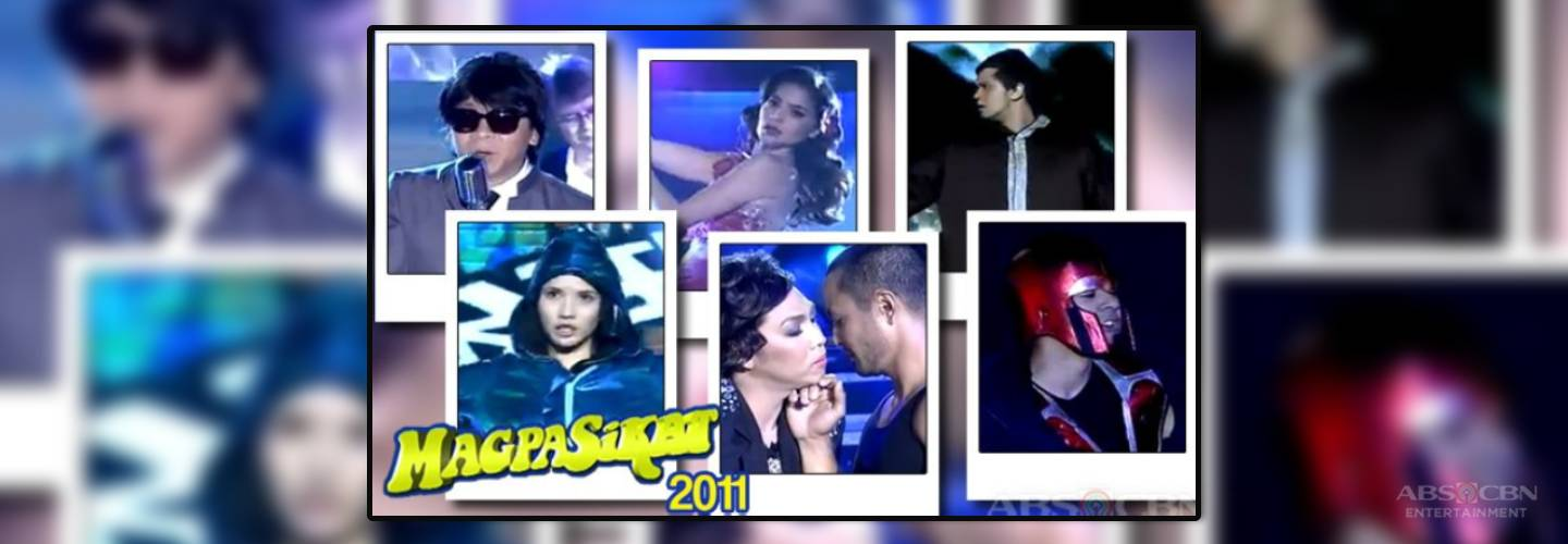 MAJOR THROWBACK: It's Showtime Magpasikat 2011