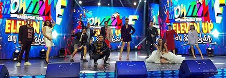 It's Showtime host, nagbigay-pugay sa tatag at diskarte ng Pilipino sa Magpasikat 2020