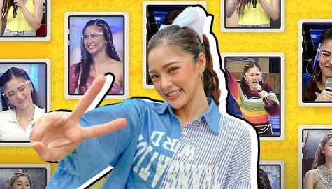 Kim Chiu's memorable, funny moments as the newest host of It's Showtime