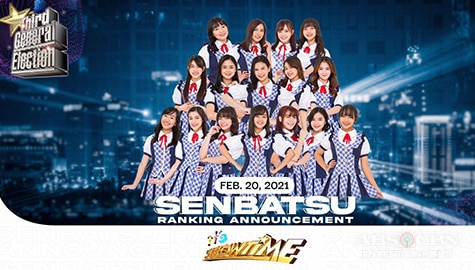 MNL48 to reveal top 16 and center girl on February 20 on 'It's Showtime'