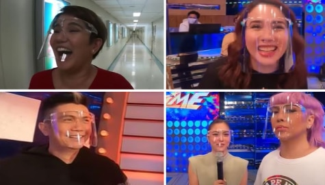 WATCH: Vice Ganda dares It's Showtime family to take on a fun challenge