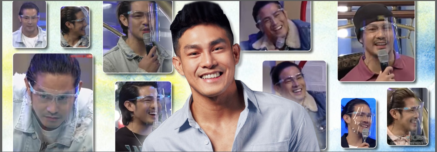 Kapamilya Toplist: Ion Perez and his funny, playful, endearing aura on It's Showtime