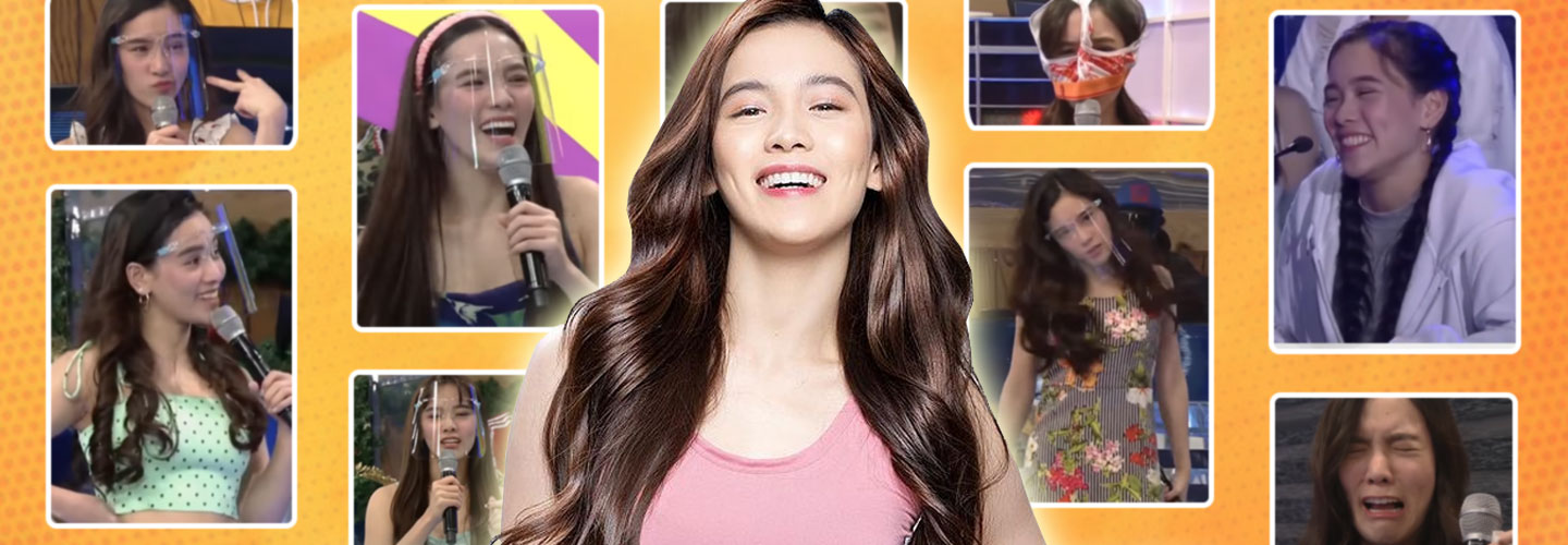How Ate Girl Jackie won our hearts unmissable beauty, impressive talents in It's Showtime