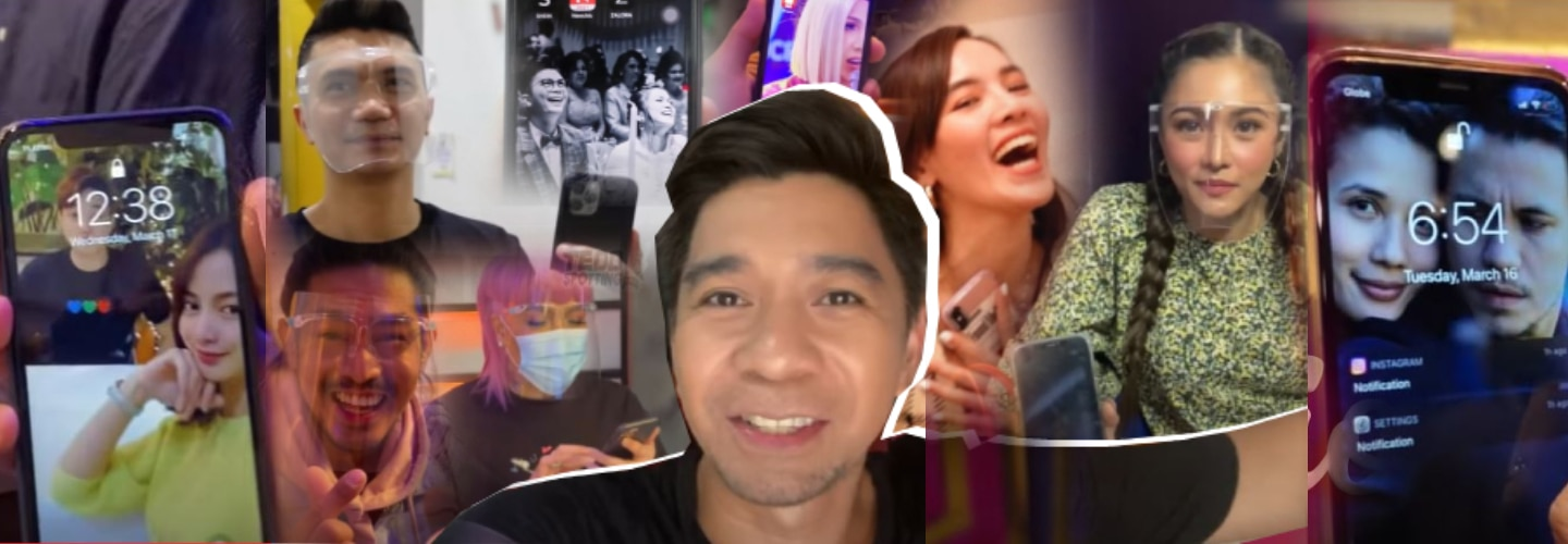 The It's Showtime hosts are dared to reveal their phone wallpapers!