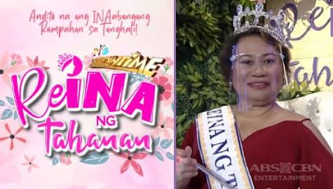 Moms royal treatment Its Showtime Reina ng Tahanan