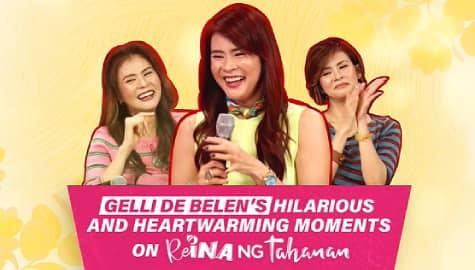 5 things we learned about Gelli De Belen through her Reina ng Tahanan stint