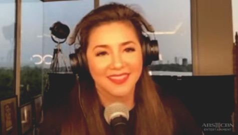 "Regine shares her life's ""8 Most Be Good"" in Showbiz Pa More"