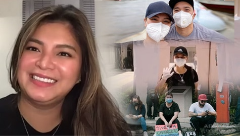Angel Locsin reviews events and special moments of her 2020