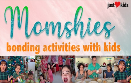 Magandang Buhay Momshies Share Their Favorite Bonding Activities with Kids