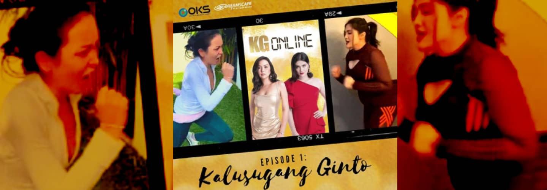 Dimples, Beauty back as Daniela, Romina for quarantine information, health tips in KG Online