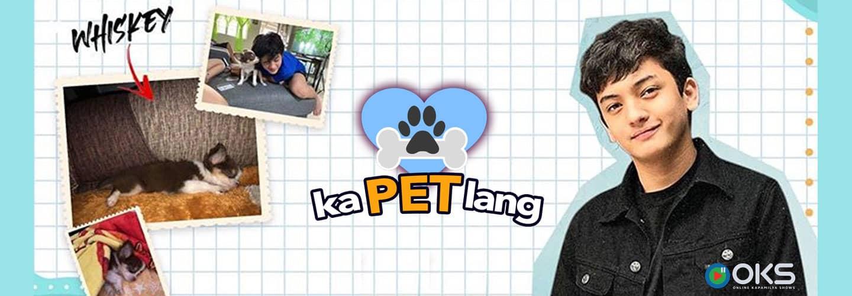 Seth Fedelin introduces his cutie PETmalu Whiskey on Kapet Lang