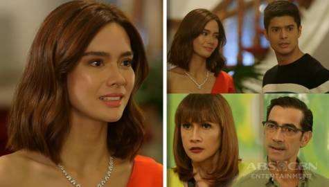 Lena shocks Adrian, Vanessa and Lucas in La Vida Lena