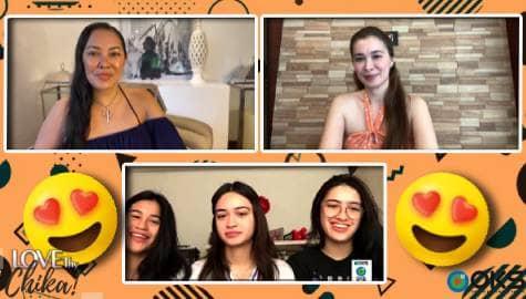 [EP.5] Sunshine Cruz and her beautiful Tres Marias | Love Thy Chika - Online Kapamilya Shows Image Thumbnail