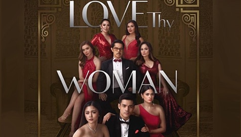 "Newest family drama ""Love Thy Woman"" premiers on ABS-CBN this February 10"