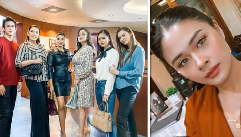 Yam Concepcion reveals Love Thy Woman cast's off-cam secrets