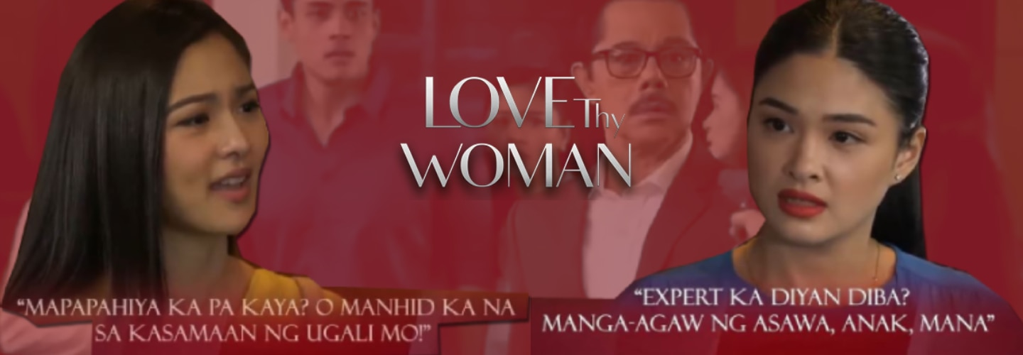 10 most viewed linyahan in Love Thy Woman