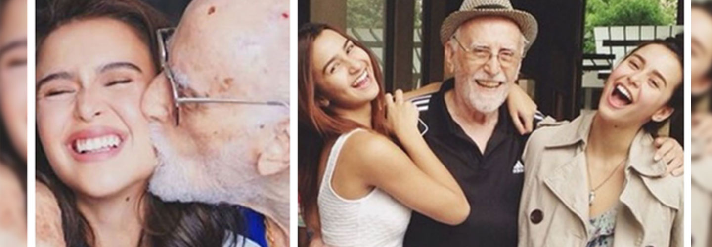 Yassi Pressman once revealed that her 'Papito' is like a best friend