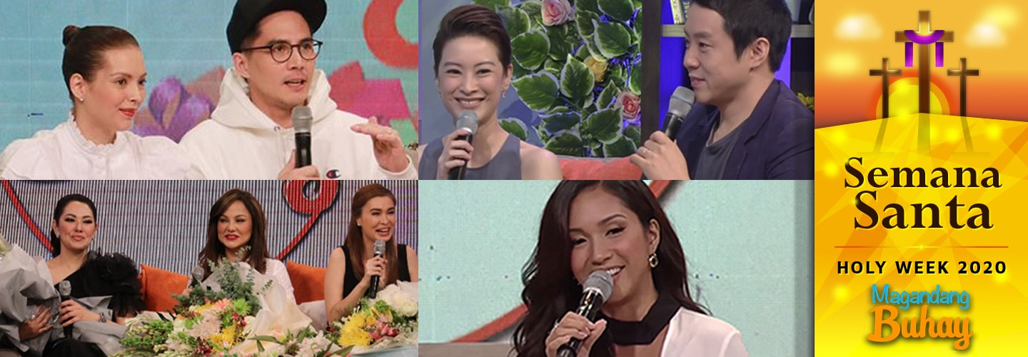Magandang Buhay guests share insightful, life-changing advice to viewers