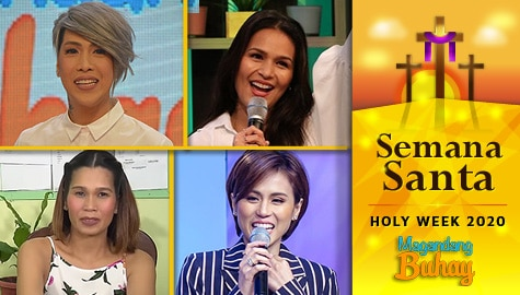 Inspiring childhood stories of Kapamilya celebrities as told in Magandang Buhay