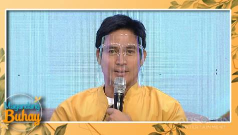 Warm, sentimental convo about 'planting seeds' on Magandang Buhay with Piolo Pascual