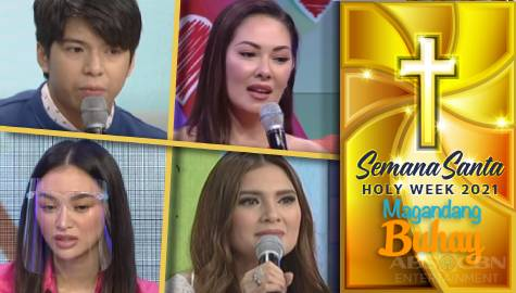 Inspiring stories of celebrities who faced hardships and made sacrifices for loved ones on Magandang Buhay